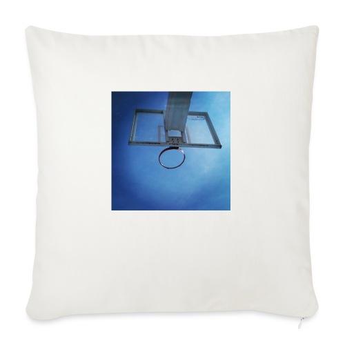 vida basket - Funda de cojín, 45 x 45 cm