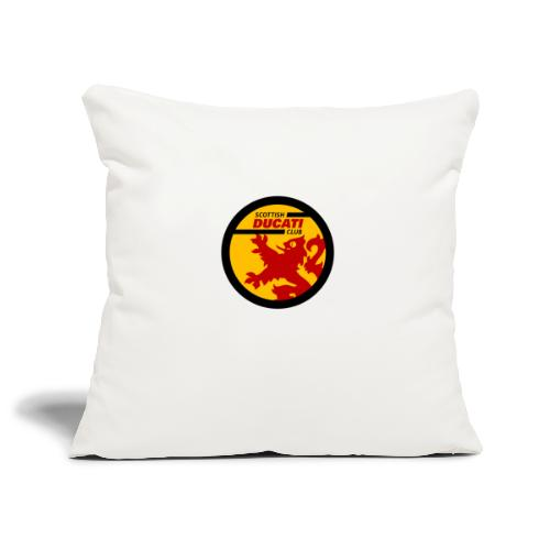 GIF logo - Sofa pillowcase 17,3'' x 17,3'' (45 x 45 cm)