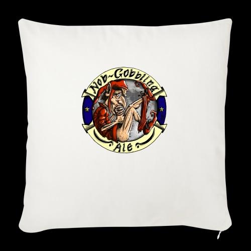 Goblin Ale T-Shirt - Sofa pillowcase 17,3'' x 17,3'' (45 x 45 cm)