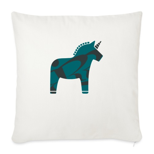 Swedish Unicorn - Sofakissenbezug 44 x 44 cm