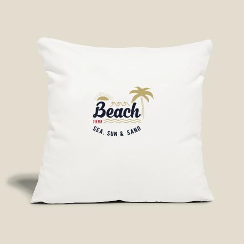 Outdoor beach - Housse de coussin décorative 45x 45cm