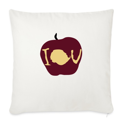 IOU (Sherlock) - Sofa pillowcase 17,3'' x 17,3'' (45 x 45 cm)