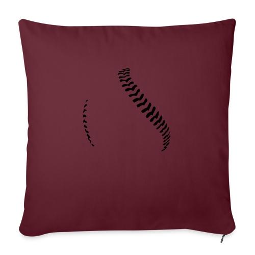Baseball - Sofa pillowcase 17,3'' x 17,3'' (45 x 45 cm)