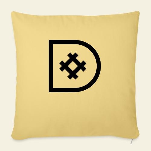 Icona de #ildazioètratto - Copricuscino per divano, 45 x 45 cm