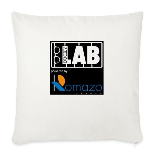 tshirt 2 romazo kopie - Sofa pillowcase 17,3'' x 17,3'' (45 x 45 cm)