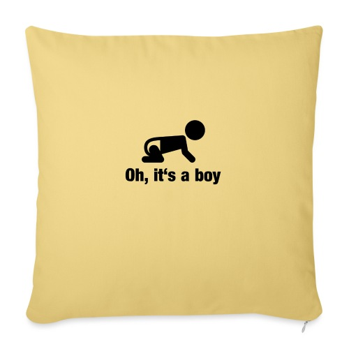 Baby Boy - Sofakissenbezug 44 x 44 cm