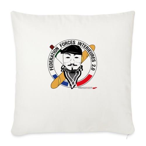 FFi Anonymous - Housse de coussin décorative 45x 45cm
