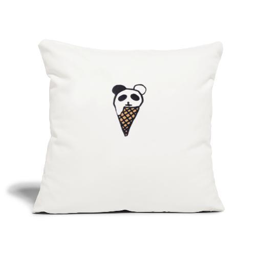 Petit Panda - Housse de coussin décorative 45x 45cm