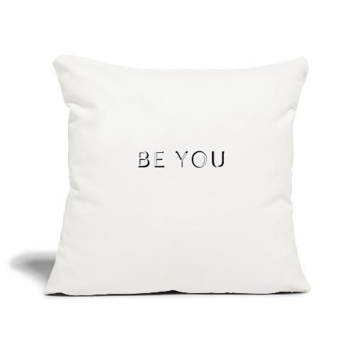 BE YOU Design - Pudebetræk 45 x 45 cm