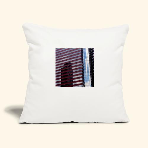 Riflessi americani - Copricuscino per divano, 45 x 45 cm
