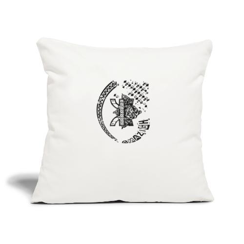 amazigh - Housse de coussin décorative 45x 45cm