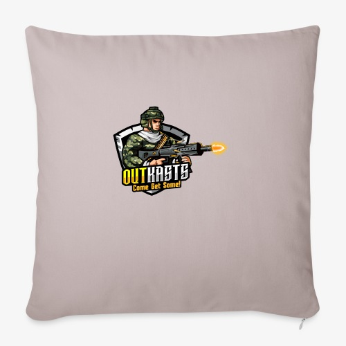 OutKasts [OKT] Logo 2 - Sofa pillowcase 17,3'' x 17,3'' (45 x 45 cm)