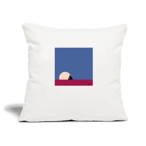 Oh my boat! - Sofa pillowcase 17,3'' x 17,3'' (45 x 45 cm)