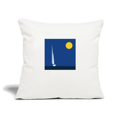 sail - Sofa pillowcase 17,3'' x 17,3'' (45 x 45 cm)