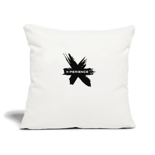 x-perience - Das neue Logo - Sofakissenbezug 44 x 44 cm