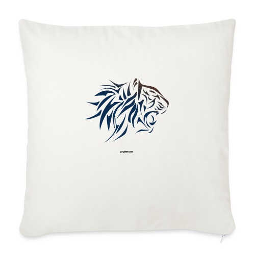 tiger vector - Funda de cojín, 45 x 45 cm