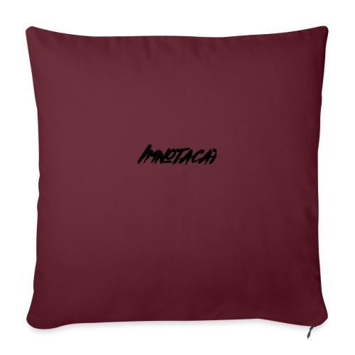 Immnotacat main design - Soffkuddsöverdrag, 45 x 45 cm