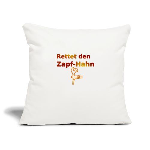 Rettet Zapfahn RG - Sofakissenbezug 44 x 44 cm
