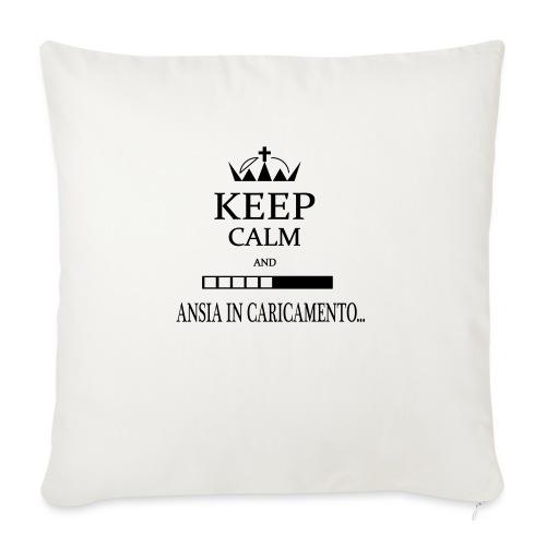 keep_calm 2 - Copricuscino per divano, 45 x 45 cm