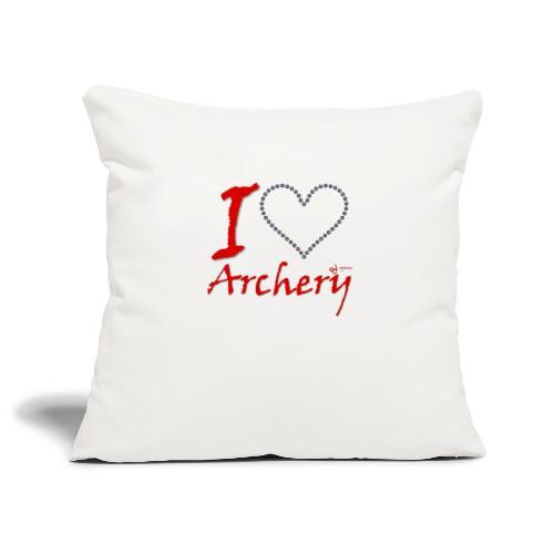 Archery Love - Sofakissenbezug 44 x 44 cm