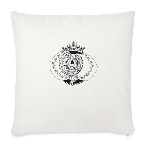 Rettile - Copricuscino per divano, 45 x 45 cm