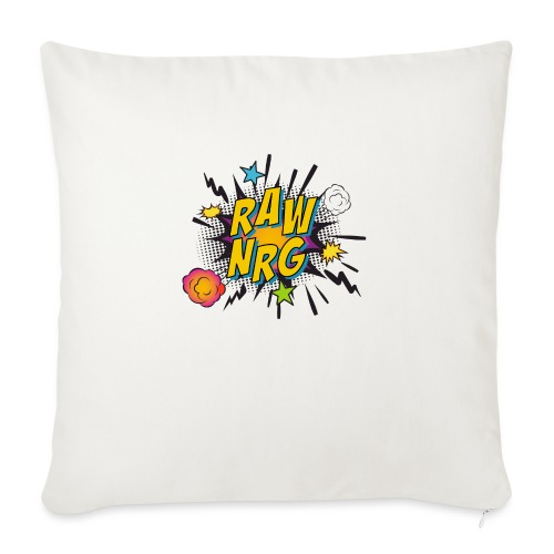 Raw Nrg comic 1 - Sofa pillowcase 17,3'' x 17,3'' (45 x 45 cm)