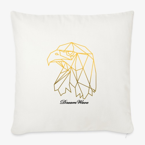DreamWave Eagle/Aigle - Housse de coussin décorative 45x 45cm