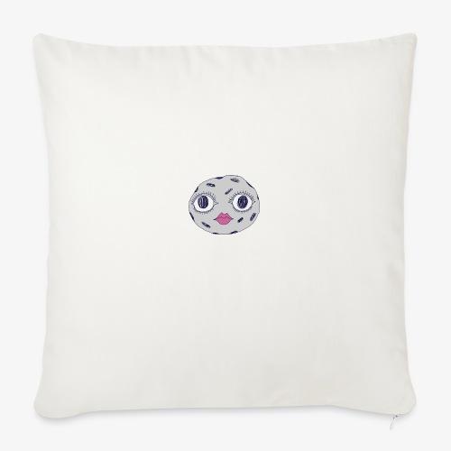 lune - Housse de coussin décorative 45x 45cm