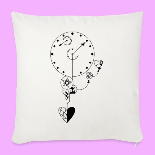 L'amour - Housse de coussin décorative 45x 45cm