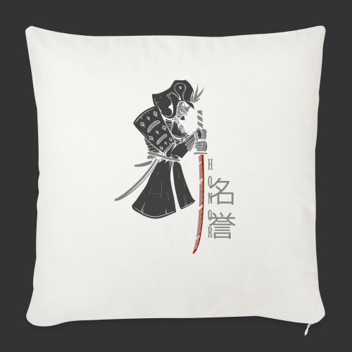 Samurai Digital Print - Sofa pillowcase 17,3'' x 17,3'' (45 x 45 cm)