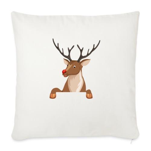 Caribou 6 - Housse de coussin décorative 45x 45cm