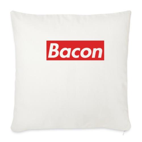 Bacon - Soffkuddsöverdrag, 45 x 45 cm