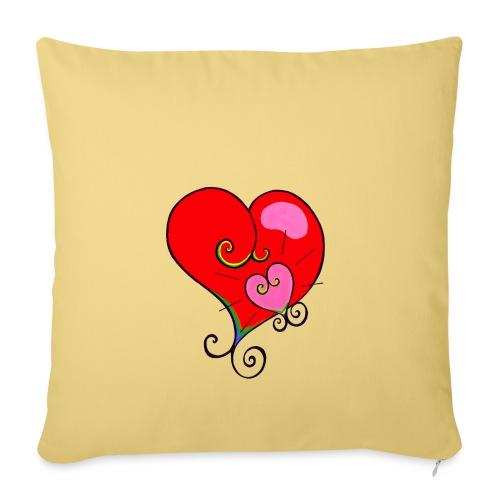 Magic Mother & Magic Child - Sofa pillowcase 17,3'' x 17,3'' (45 x 45 cm)