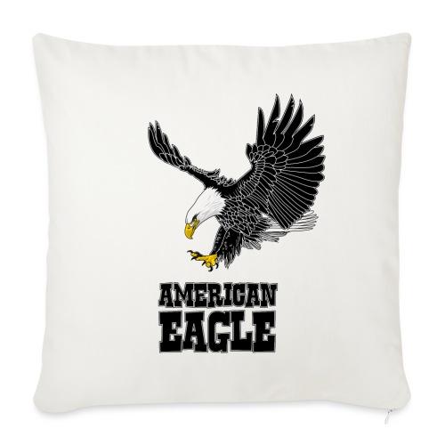 American eagle - Sierkussenhoes, 45 x 45 cm