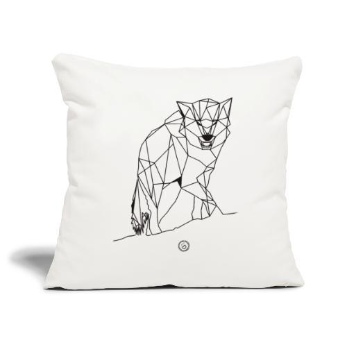 FENRIS - Geometrisk lineart - Pudebetræk 45 x 45 cm