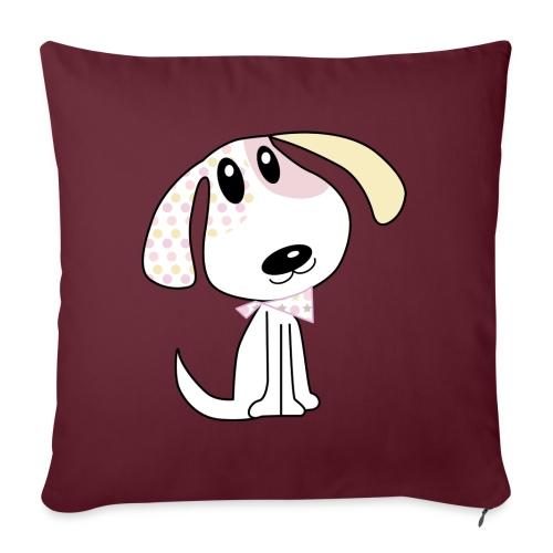 Doggie Girl - Zensitivity - Sierkussenhoes, 45 x 45 cm