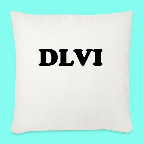 DLVI accessoires - Sofa pillowcase 17,3'' x 17,3'' (45 x 45 cm)