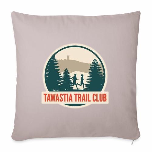 TawastiaTrailClub - Sohvatyynyn päällinen 45 x 45 cm