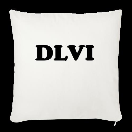 DLVI accessoires - Sofa pillow cover 44 x 44 cm