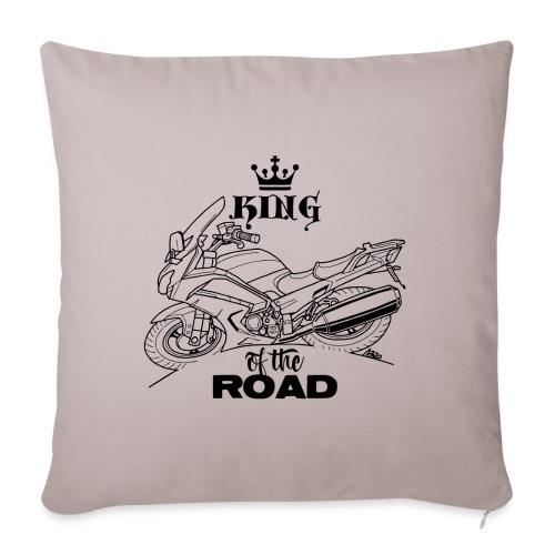 0882 FJR KING of the ROAD - Sierkussenhoes, 45 x 45 cm