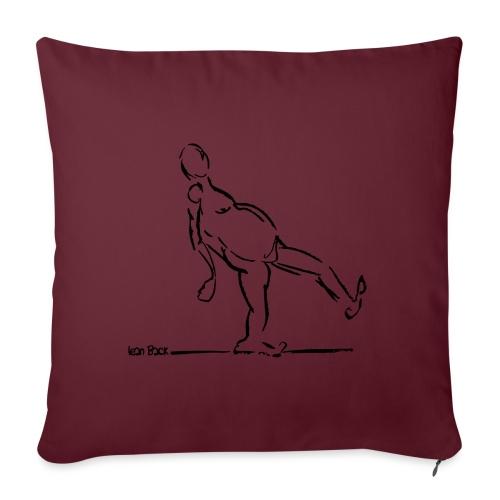 Lean Back Doodle - Sofa pillowcase 17,3'' x 17,3'' (45 x 45 cm)