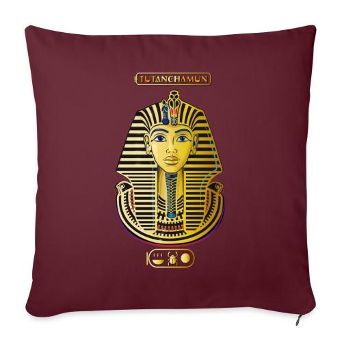 Tutanchamun I Goldmaske I Ägypten - Sofakissenbezug 44 x 44 cm