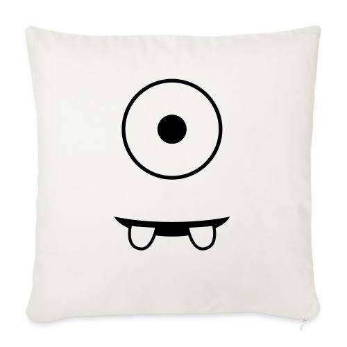 One Eyed Minion - Sofa pillowcase 17,3'' x 17,3'' (45 x 45 cm)