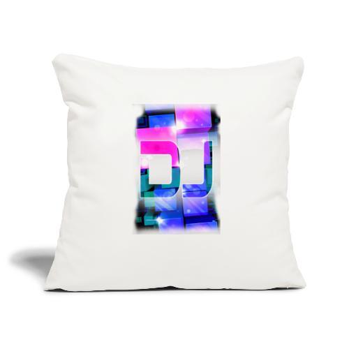 DJ by Florian VIRIOT - Housse de coussin décorative 45x 45cm