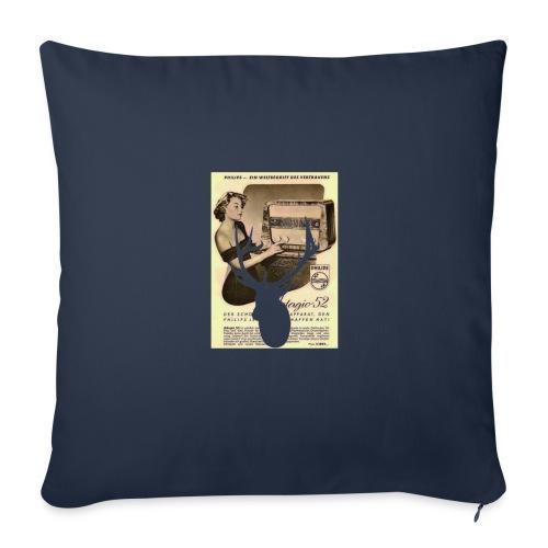 Stag - Sofa pillowcase 17,3'' x 17,3'' (45 x 45 cm)
