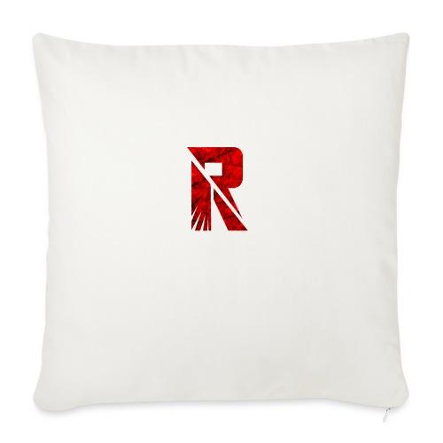 RaZe R Logo - Sofa pillowcase 17,3'' x 17,3'' (45 x 45 cm)