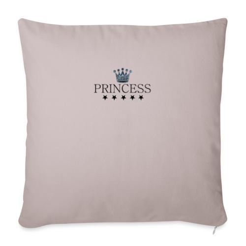Princess - Sohvatyynyn päällinen 45 x 45 cm