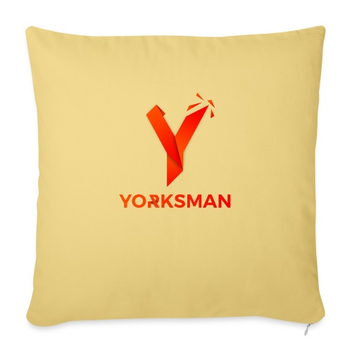 THeOnlyYorksman's Teenage Premium T-Shirt - Sofa pillowcase 17,3'' x 17,3'' (45 x 45 cm)