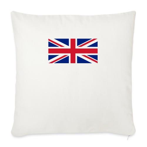 United Kingdom - Sofa pillowcase 17,3'' x 17,3'' (45 x 45 cm)