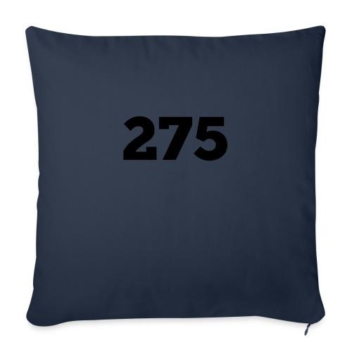 275 - Sofa pillowcase 17,3'' x 17,3'' (45 x 45 cm)